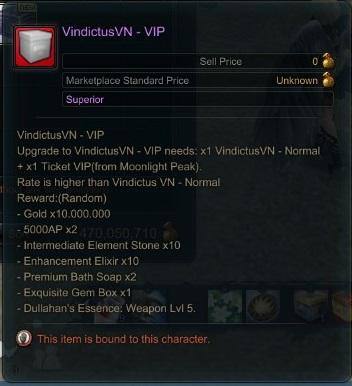 Vindictus VietNam